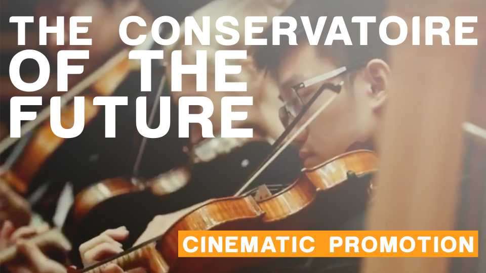 The Conservatoire of the Future