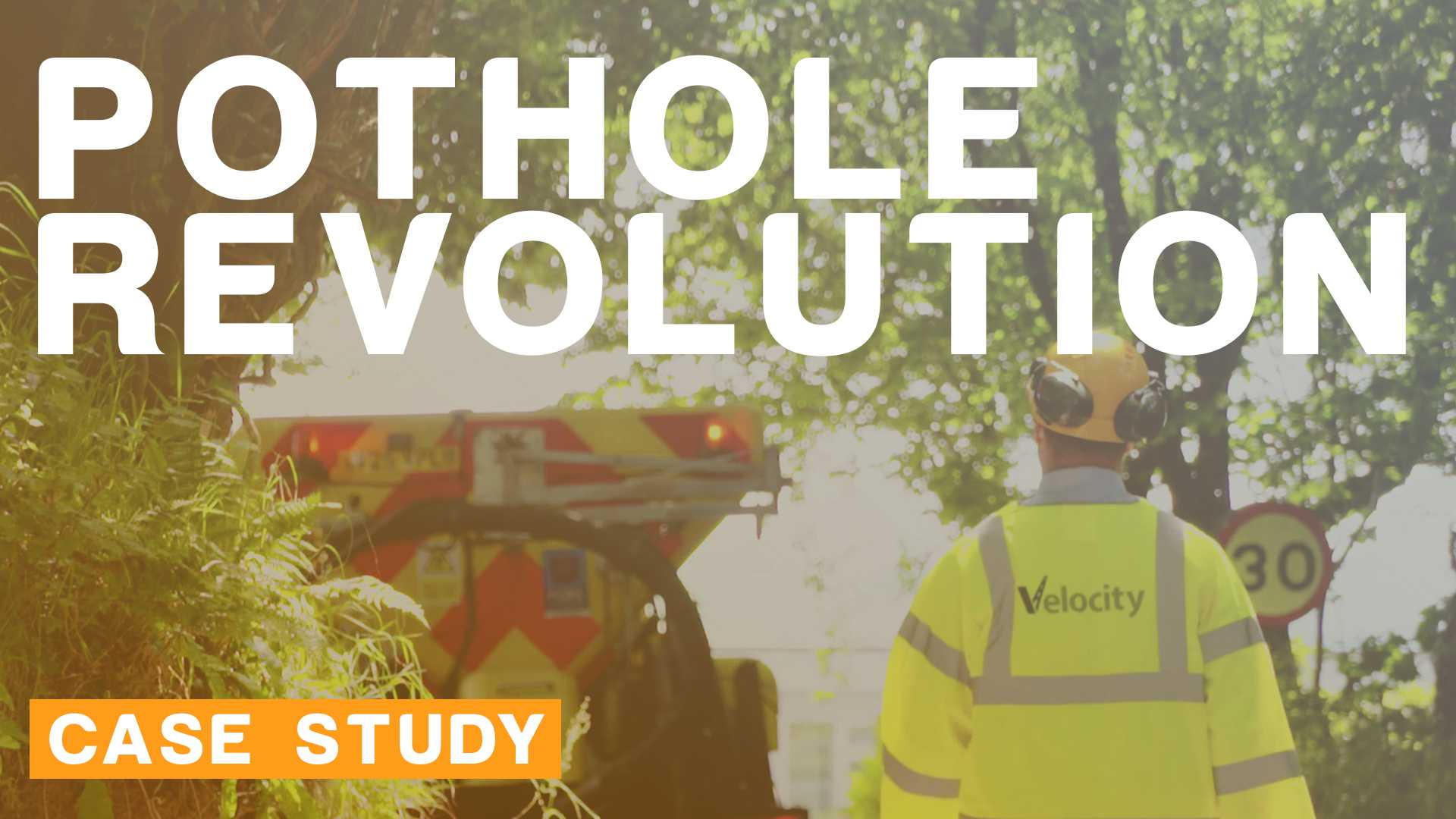 Velocity: A Revolution in Pothole Repairs