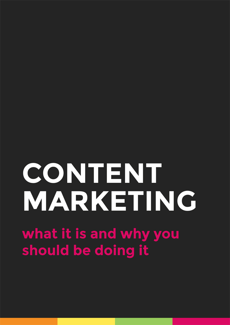 Content marketing: what it is and why you should be doing it | Resource | Ember Television