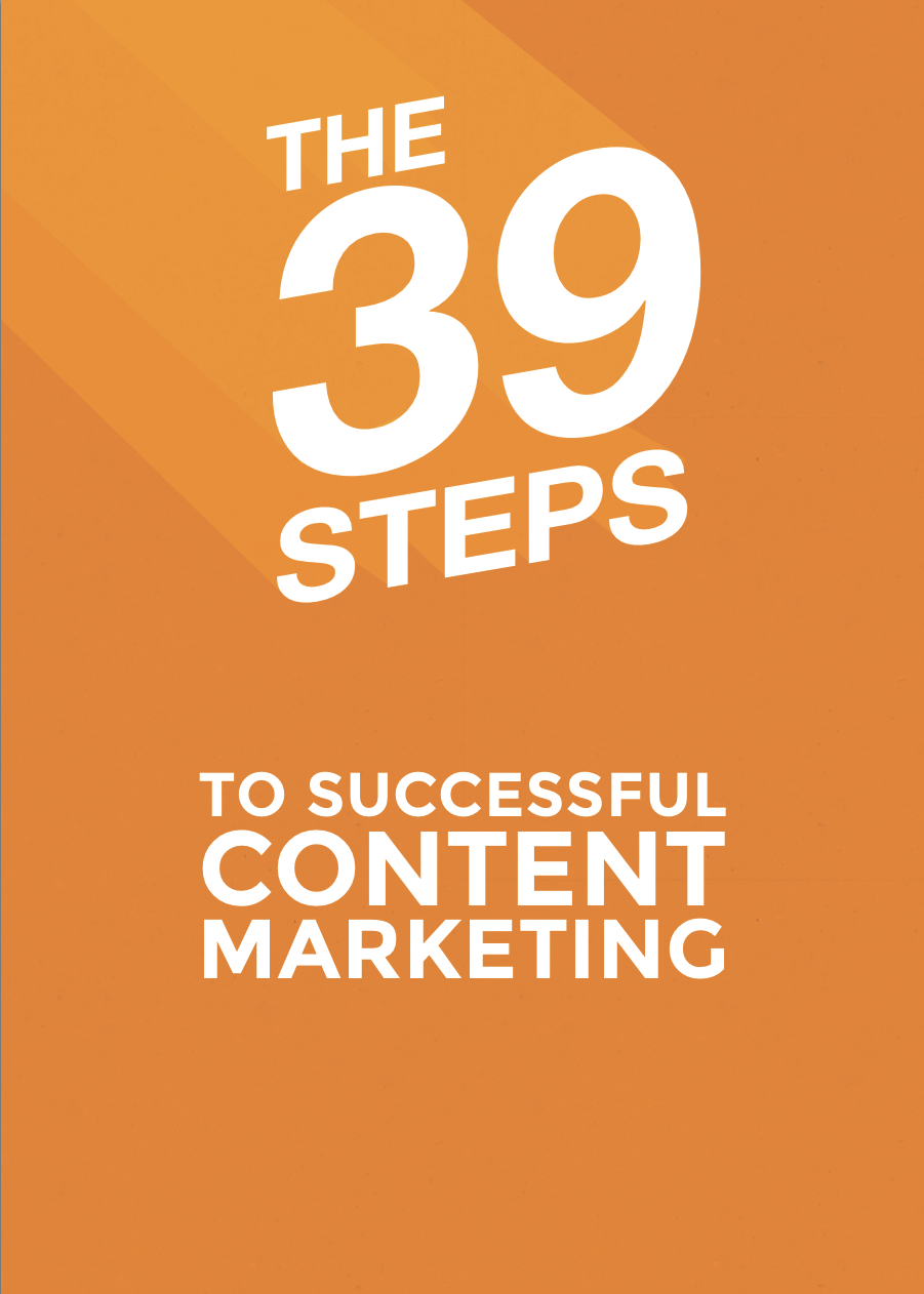 The 39 steps to successful content marketing | eGuide | Ember Television